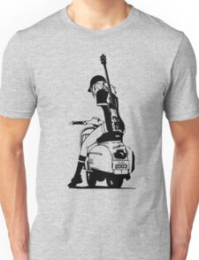 Fooly Cooly - Haruko Vespa Unisex T-Shirt