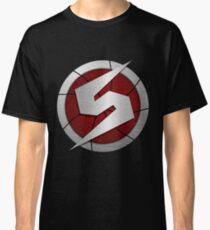 Metroid/Screw Attack Logos Classic T-Shirt