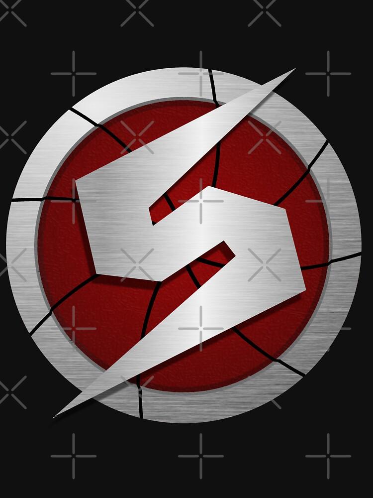 Metroid/Screw Attack Logos | Unisex T-Shirt