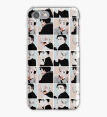 Victuuri 10 iPhone Case/Skin