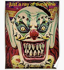just a ray of sunshine Poster