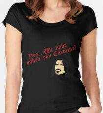 What We Do In The Shadows Facebook Women's Fitted Scoop T-Shirt