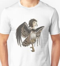 Harpy - Cute Mythical Creature Unisex T-Shirt