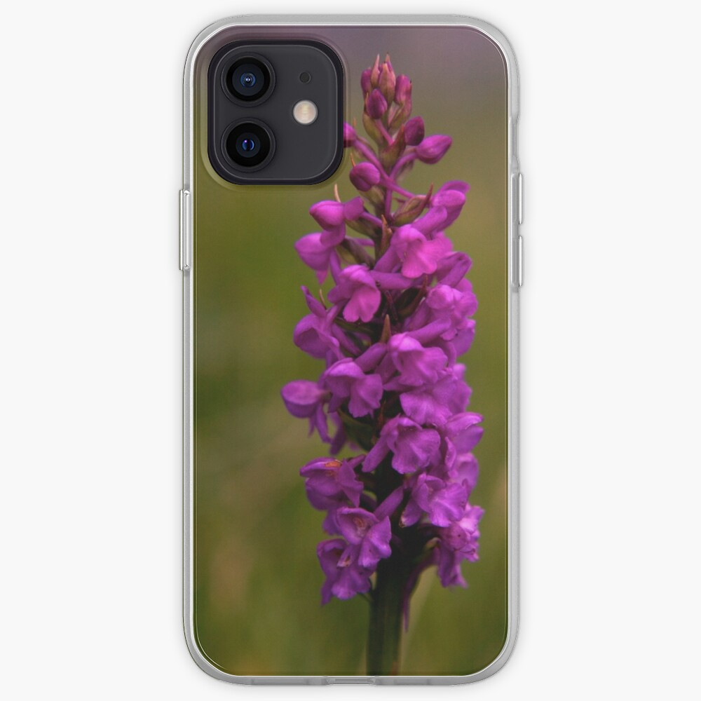 Fragrant Orchid, Dun Eochla, Inishmore iPhone Case & Cover