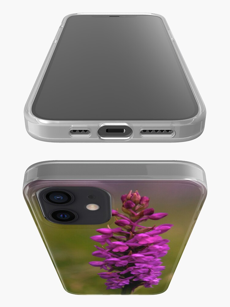 Alternate view of Fragrant Orchid, Dun Eochla, Inishmore iPhone Case & Cover