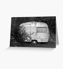Caravan Greeting Card