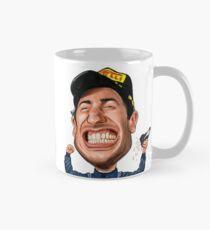 Daniel Ricciardo Celebrates Mug