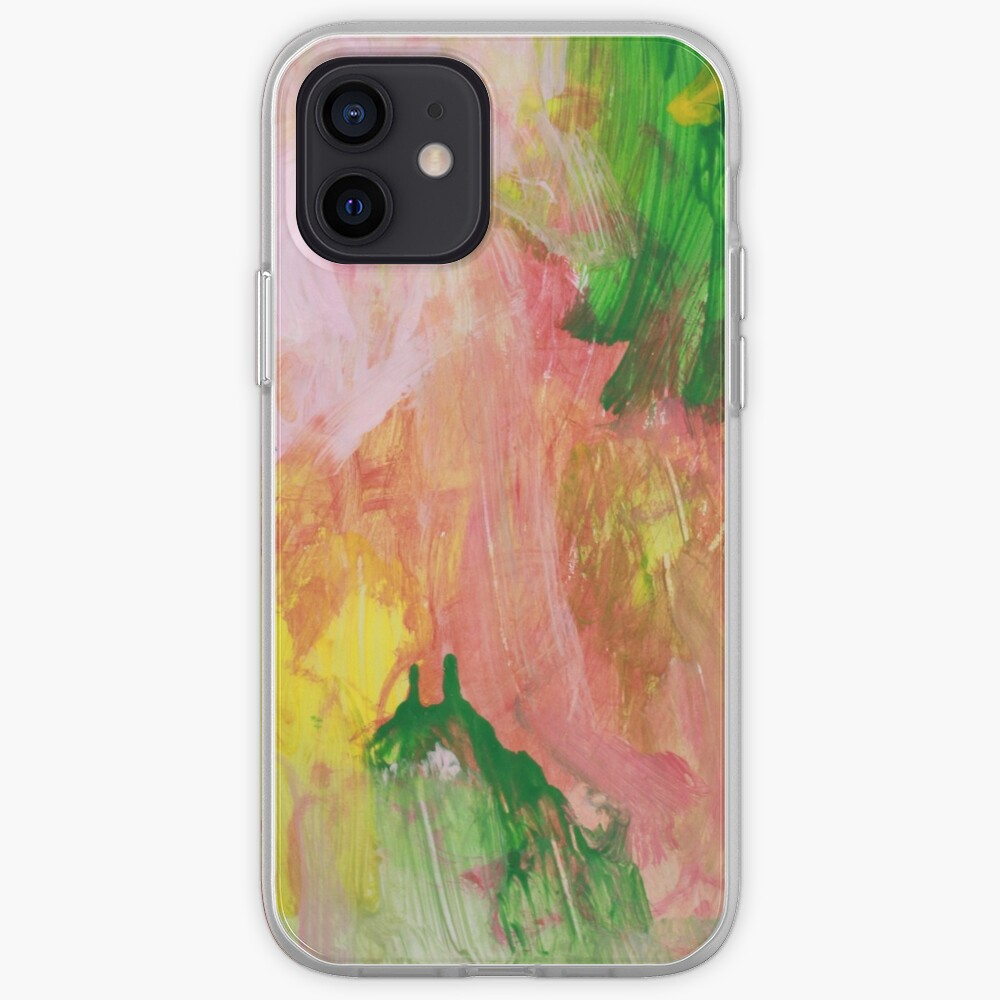 Sunset Over Trees iPhone Case & Cover