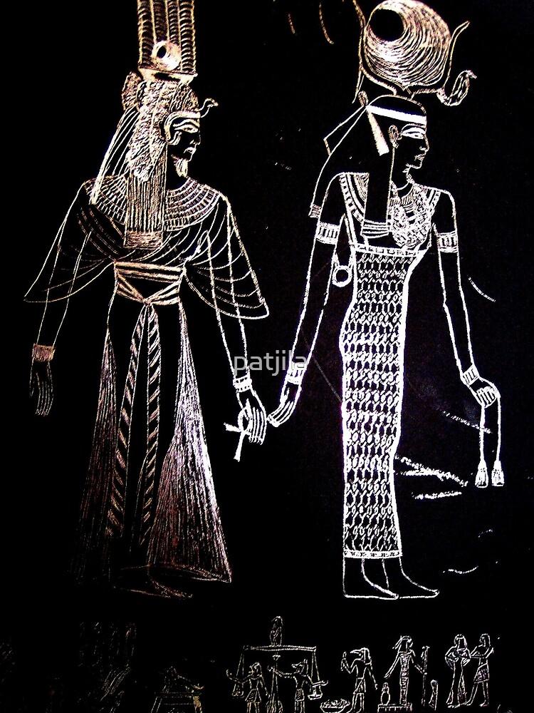 Egypt's treasures by patjila