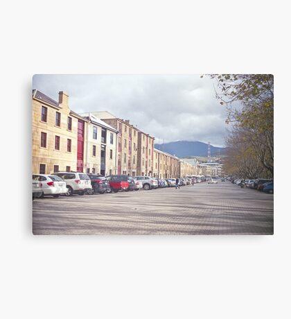Salamanca Place Metal Print