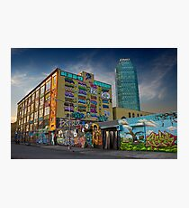 5-Pointz Photographic Print