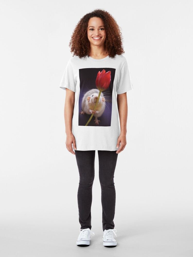 Alternate view of Just for you... Slim Fit T-Shirt