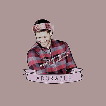 Jensen Ackles by antigravity