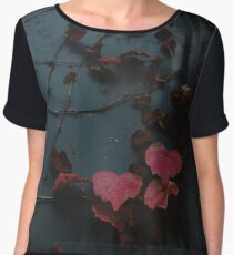 A Light within Darkness Chiffon Top