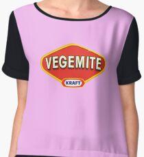 Vegemite Women's Chiffon Top