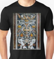 Frescoes decorating church in Palermo, ITALY T-Shirt