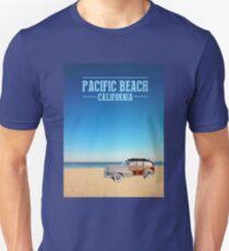 Pacific Beach - California Unisex T-Shirt