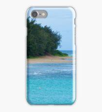 Loan Swimmer iPhone Case/Skin