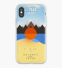 STN MTN Chained iPhone Case