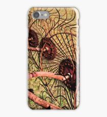 Hay Rake iPhone Case/Skin