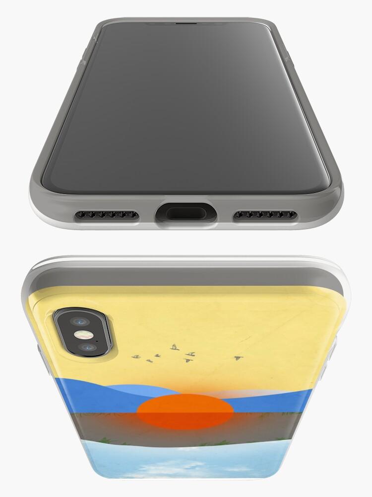 Vista alternativa de Funda y vinilo para iPhone KAUAI Sin texto