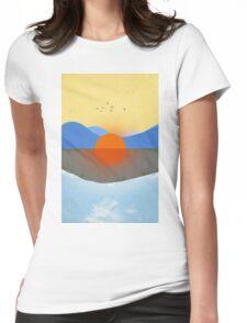 KAUAI No Text Womens Fitted T-Shirt