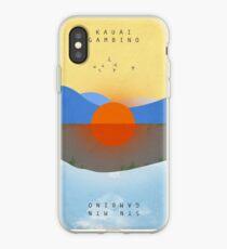 KAUAI Modified Text iPhone Case