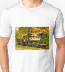 Old Train Engine T-Shirt