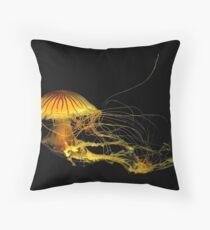 Underwater Art ~ Part Four Throw Pillow