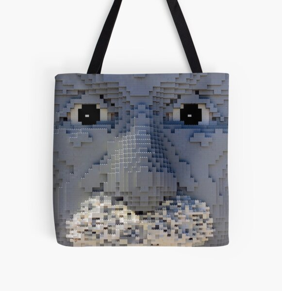 Famous Genius All Over Print Tote Bag