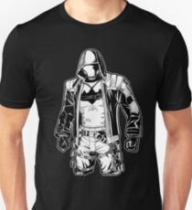 Red Hood- Black Arkham Unisex T-Shirt