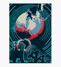 lost in space Photographic Print