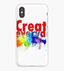 I create Everyday iPhone Case/Skin
