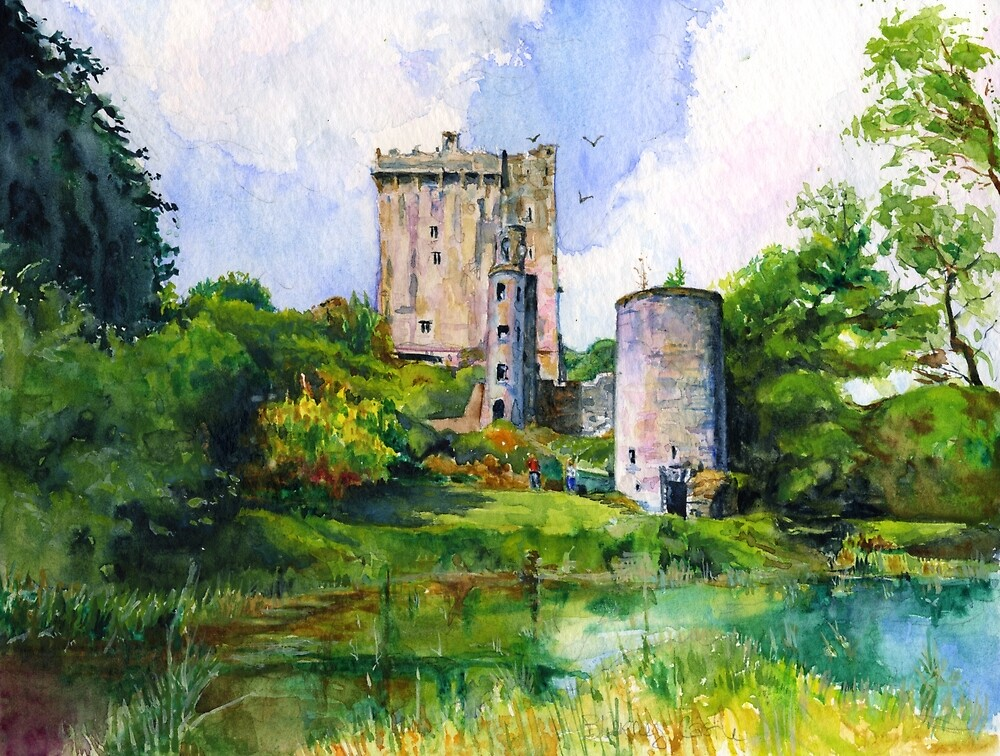 Blarney Castle Ireland by LifePortraits