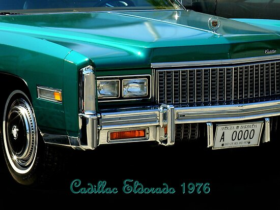 Cadillac Eldorado 1976 ~ Part Two by artisandelimage