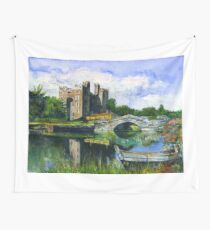 Bunratty Castle Ireland Wall Tapestry