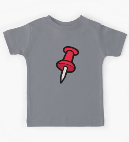 Map Tack Pattern Kids Clothes