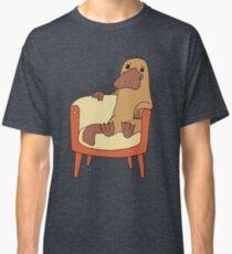 Resting Platypus Classic T-Shirt