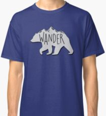 Wander Bear Mountain Classic T-Shirt