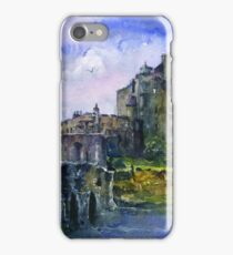 Eilean Donan Castle Scotland iPhone Case/Skin