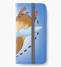 Guinea Pig Angel poop iPhone Wallet/Case/Skin