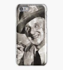 Jimmy Durante, Comedian iPhone Case/Skin