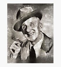 Jimmy Durante, Comedian Photographic Print