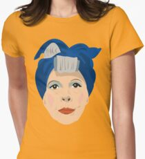 Ruth Gordon Minnie Castevet von Rosemary's Baby Tailliertes T-Shirt