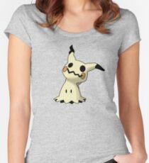 Pokemon - Mimikyu Women's Fitted Scoop T-Shirt