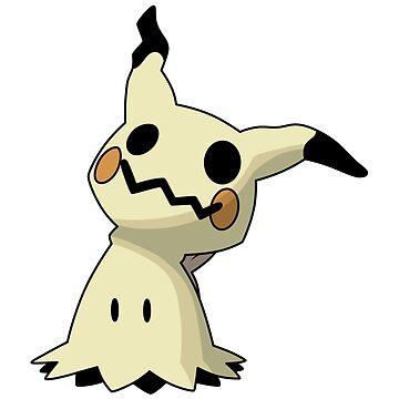 Pokemon - Mimikyu by GaiSensei