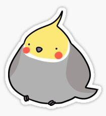 Cute Cockatiel Sticker
