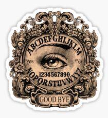 Ouija with Mystic Eye Sticker