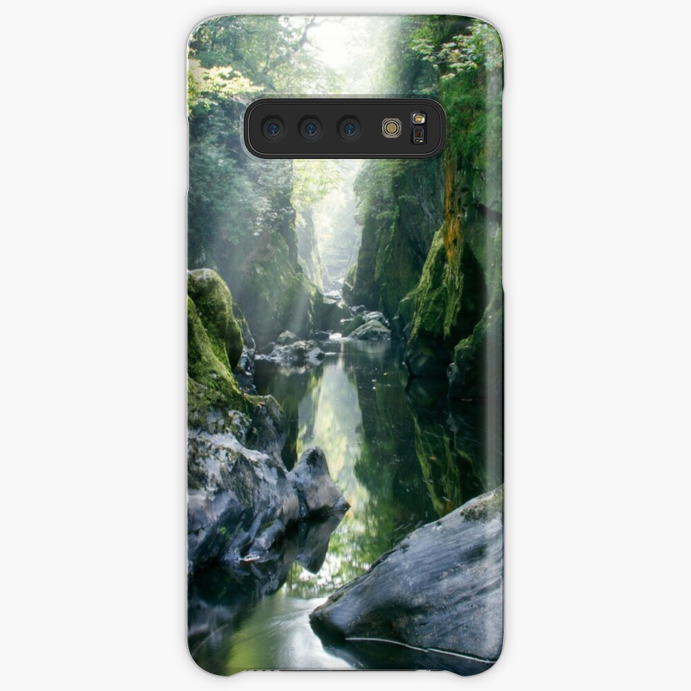 Wales - The Fairy Glen , Betws-y-Coed 2 Case & Skin for Samsung Galaxy