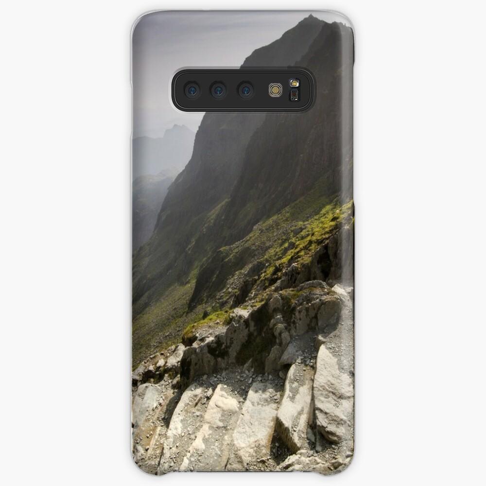 Snowdonia - Snowdon Summit Case & Skin for Samsung Galaxy